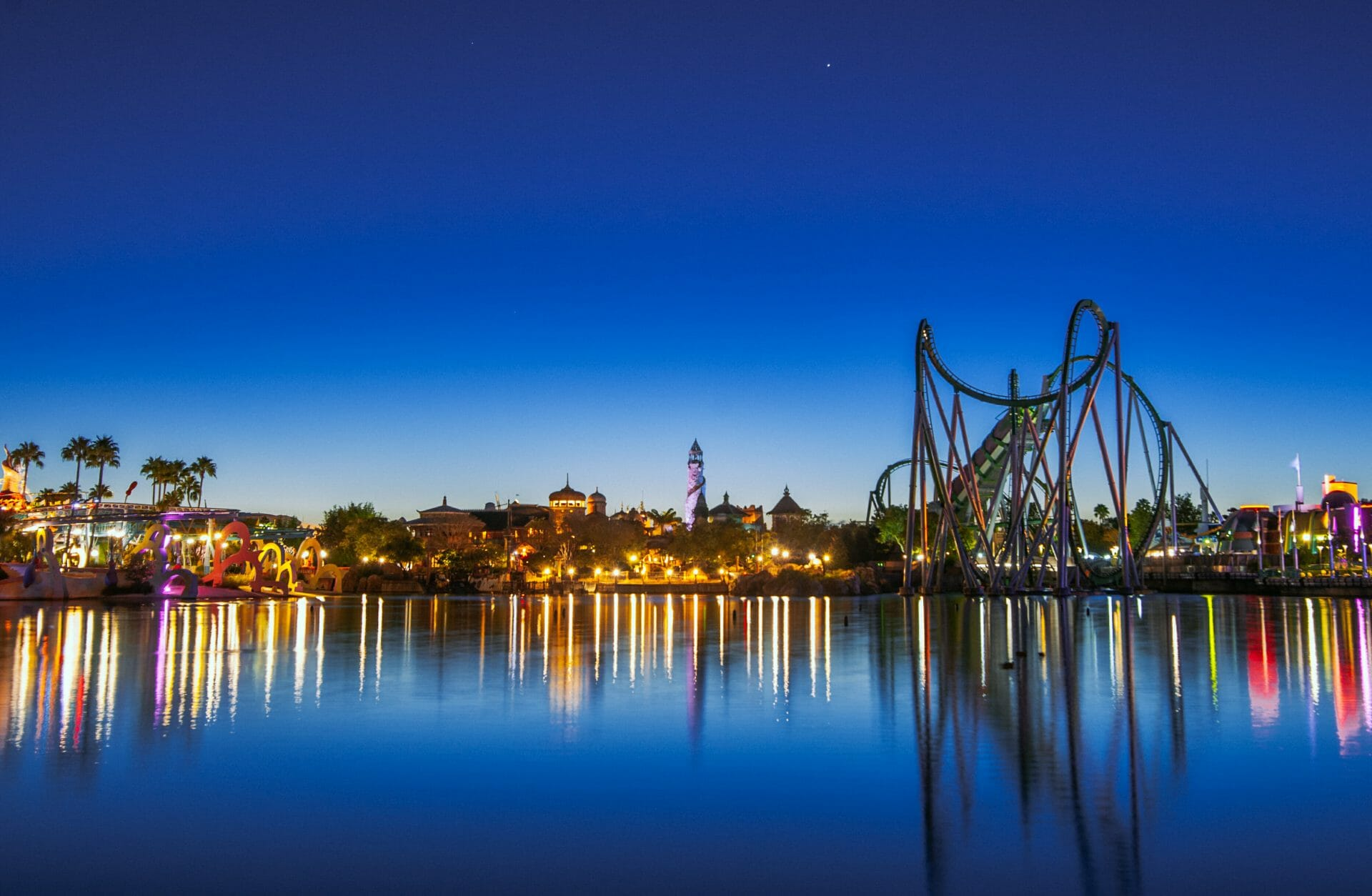 Universal Orlando Resort Key To The World Travel