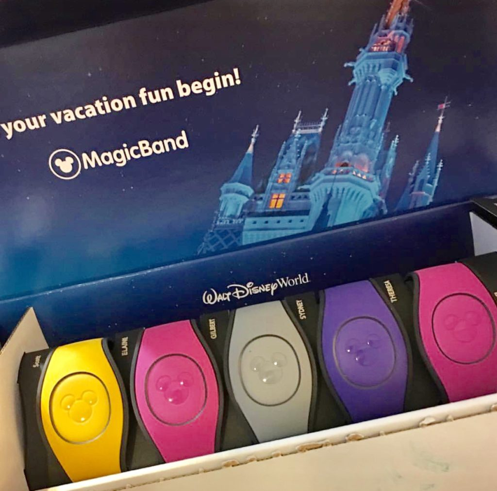 MagicBands 101 at Walt Disney World - Key to the World Travel