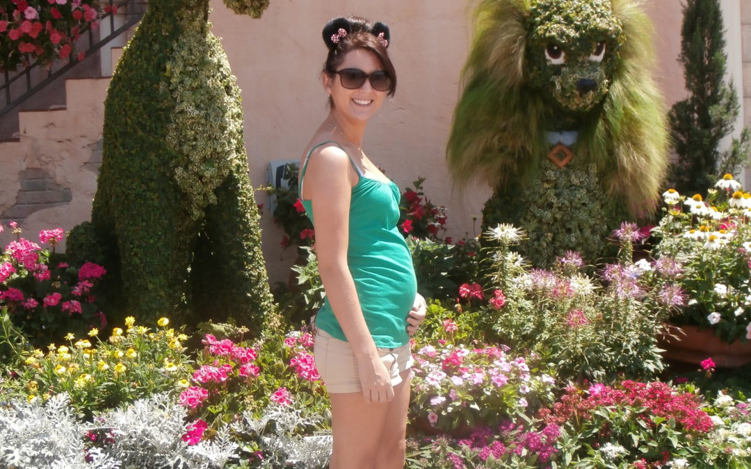 Going to the Walt Disney World® Resort While Pregnant