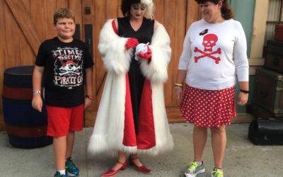 Costume Ideas for Disney Halloween Parties