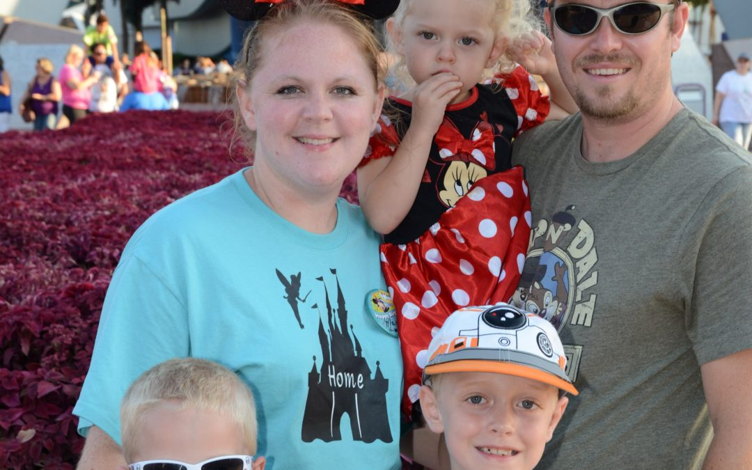 Why we don't skip Epcot® – even with young children!