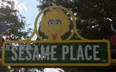 Sesame Place: The perfect spot to get your little kids ready for a Walt Disney World® vacation!