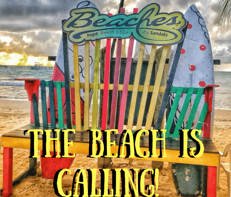 It's Time For You To Get To Beaches