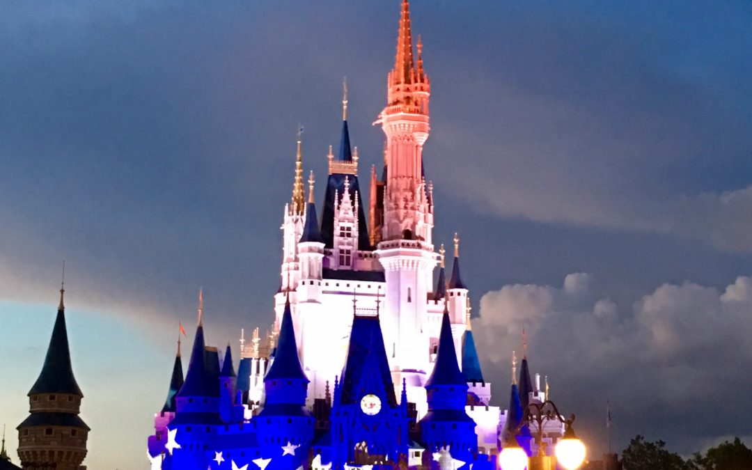 Spending Your Military Leave at a Disney Park