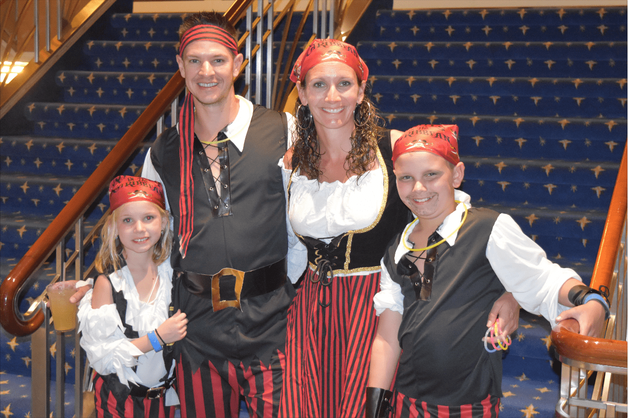 75b61edd91 Disney Cruise Line® Pirate Night - Key to the World Travel®