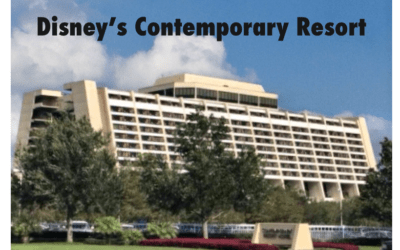 Disney's Contemporary Resort – Why You Should Consider It For Your Next Vacation!