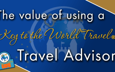 KeyNotes Live: The Value of using a Key to the World Travel® Advisor
