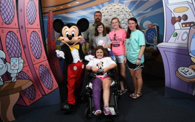 Experiencing Walt Disney World® Resort with a Broken Leg