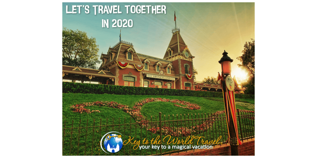 2020 Disneyland Packages are now open for booking!