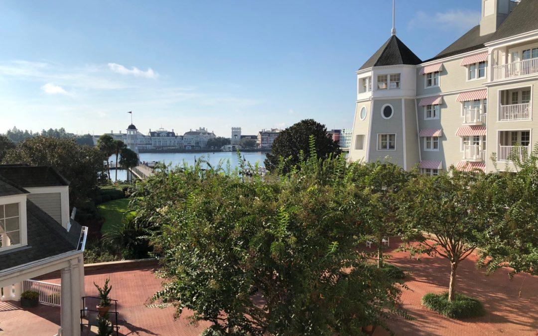 Disney's Yacht Club Overview