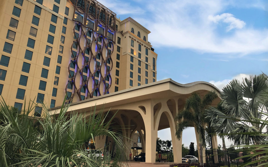 Why Disney's Coronado Springs Resort Is Perfect!