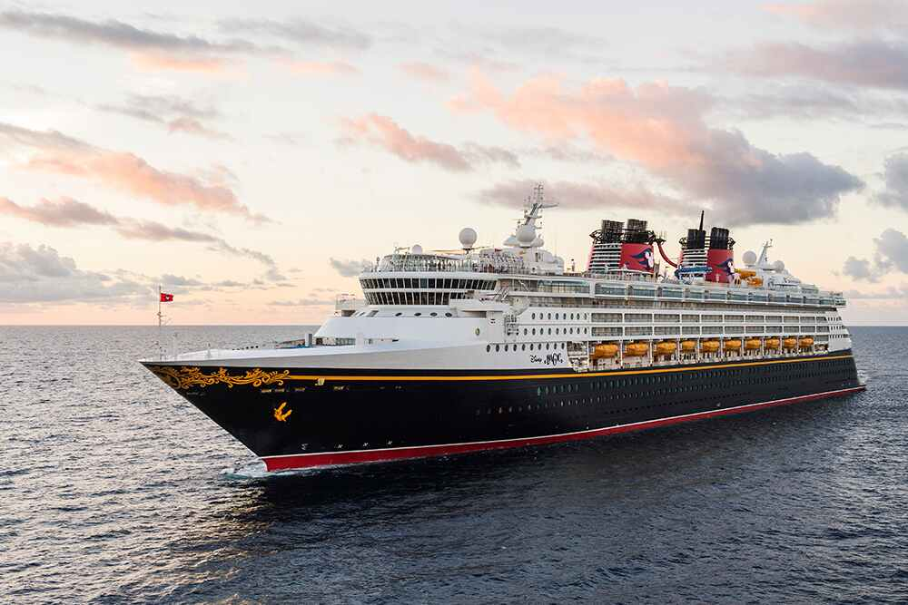 Select Staterooms Aboard the Disney Magic  Upgraded to Concierge Level