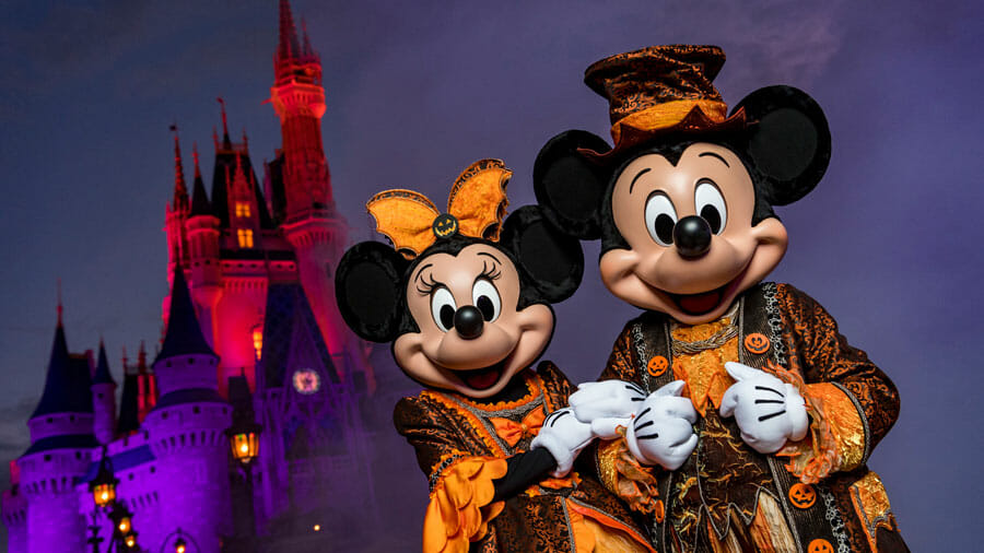 Mickey's Not So Scary Halloween Party Tickets On Sale