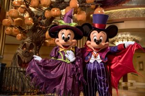 Disney Cruise Line Fall Halloween
