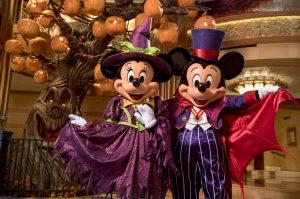 Disney Cruise Line Fall Halloween