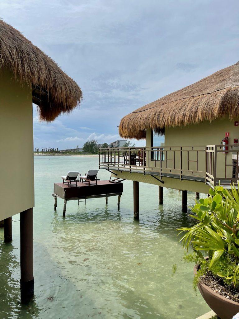 Palafitos Overwater Bungalows, Riviera Maya Mexico-El Dorado Maroma