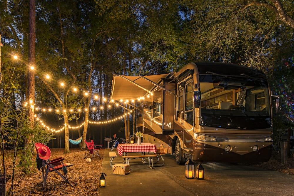 Disney's Fort Wilderness Resort & Campground New Spring 2021 Campsite Offer