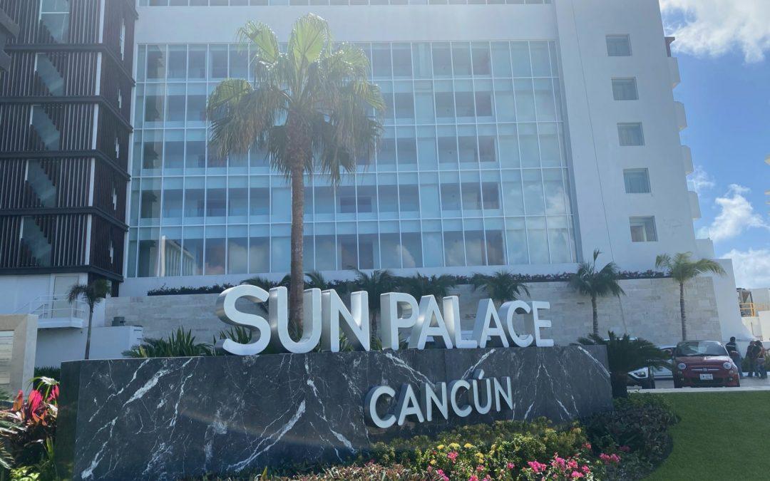 Sun Palace Cancun- Review