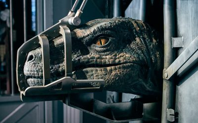Brand New Details About The Velociraptors In Jurassic World VelociCoaster At Universal Orlando Have Been Revealed