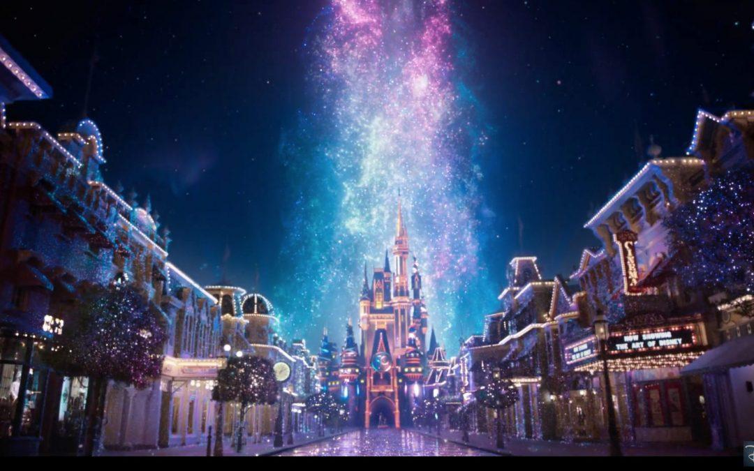 Walt Disney World's 50th Anniversary Celebration