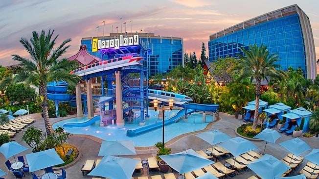 Disneyland Resort Hotel and Disney's Grand Californian Resort & Spa Offer New Summer Promotion