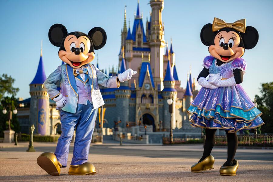 50th Anniversary of Walt Disney World