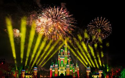 Mickey's Once Upon a Christmastime Parade, Fireworks and More Coming to Disney Very Merriest After Hours at Magic Kingdom!